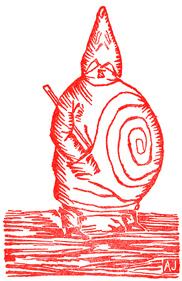Véritable portrait de Monsieur Ubu, Alfred Jarry, 1896